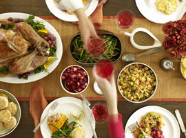 5 Tips For A Wine-Full & Pain-Less Thanksgiving