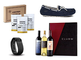 2015 Father's Day Guide: Club W Edition