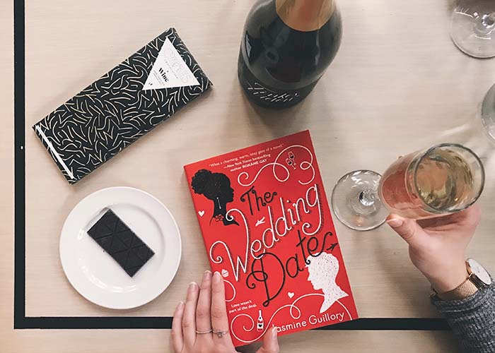5 Book And Wine Pairings That Are Perfect For Any Valentine