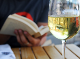 Wine and Book Pairings // Your End-of-Summer Reading List