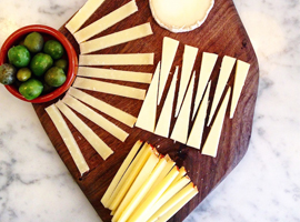 5 Steps for Pairing Wine & Cheese