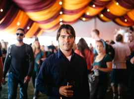 Yes, You Should Be Drinking More (Great) Wine at Music Festivals